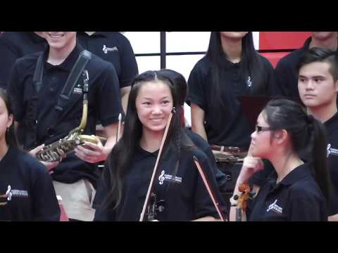 2019 Garden Grove High School Music, Dance, and Sing Performance