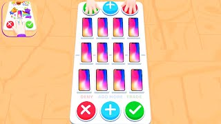 FIDGET TOYS TRADING 3D 🌈📱💕 Gameplay All Levels Walkthrough Android, iOS New Game Update Max Level screenshot 5
