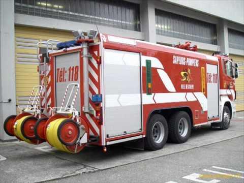 pompier genève