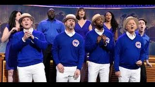 SNL: Weekend Update Chicago Cubs and Bill Murray From Saturday Night Live