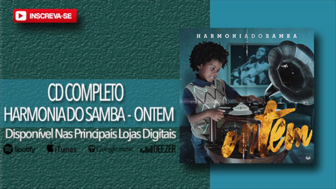 cd harmonia do samba nas muquiranas 2006