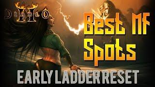 Ladder Reset Sorceress Magic Finding Tips - Diablo 2 Guide