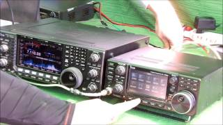 icom ic 7300 vs ic 7600