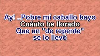 55• Antonio Aguilar   El Caballo Bayo  Demos