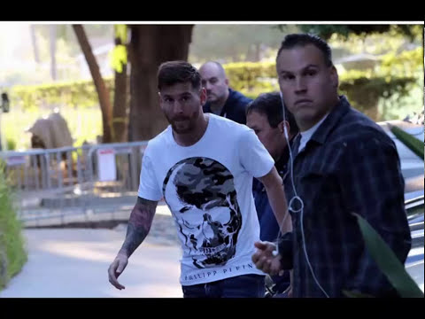 Lionel Messi Hayes Mansion SanJose