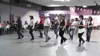 SOMEWHERE ELSE COUNTRY LINE DANCE