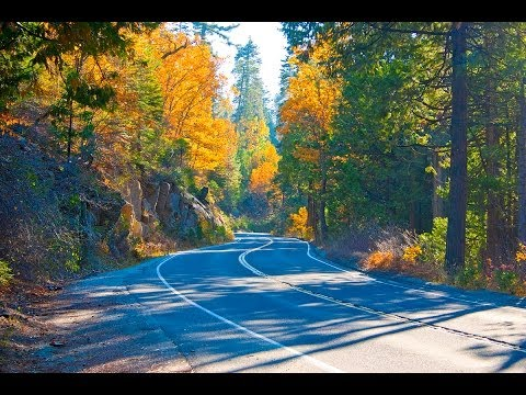Ebbetts Pass Scenic Byway: Arnold to Markleeville