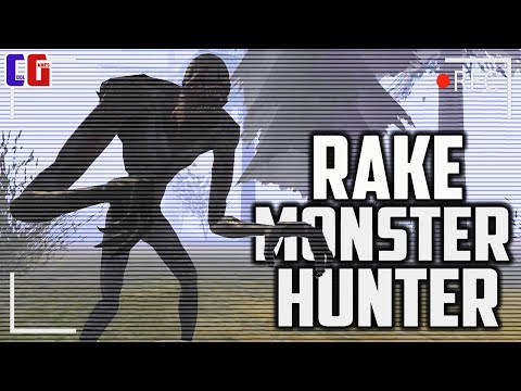 ОХОТА НА РЕЙКА #2 Этот МОНСТР СТАЛ УМНЕЕ и ХИТРЕЕ Игра Rake Monster Hunter от Cool GAMES