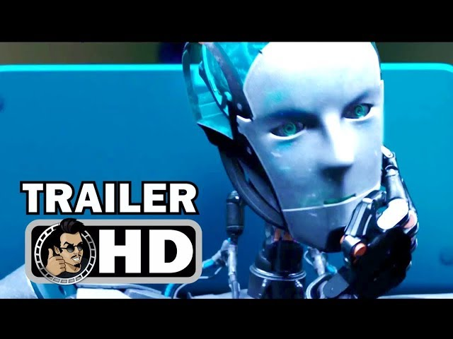 REPLICAS Official Trailer (2017) Keanu Reeves, Alice Eve Sci-Fi Movie HD