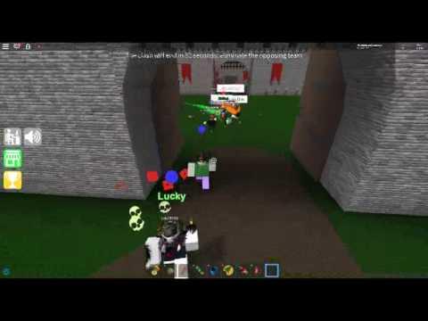 ROBLOX / Epic Minigames / Minigames / Castle Clash