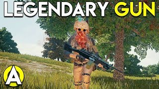 LEGENDARY GUN - PLAYERUNKNOWN'S BATTLEGROUNDS