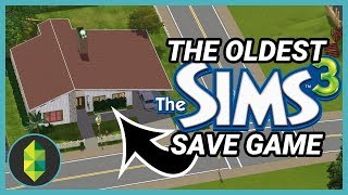 what-is-in-the-oldest-sims-3-save-game-i-have