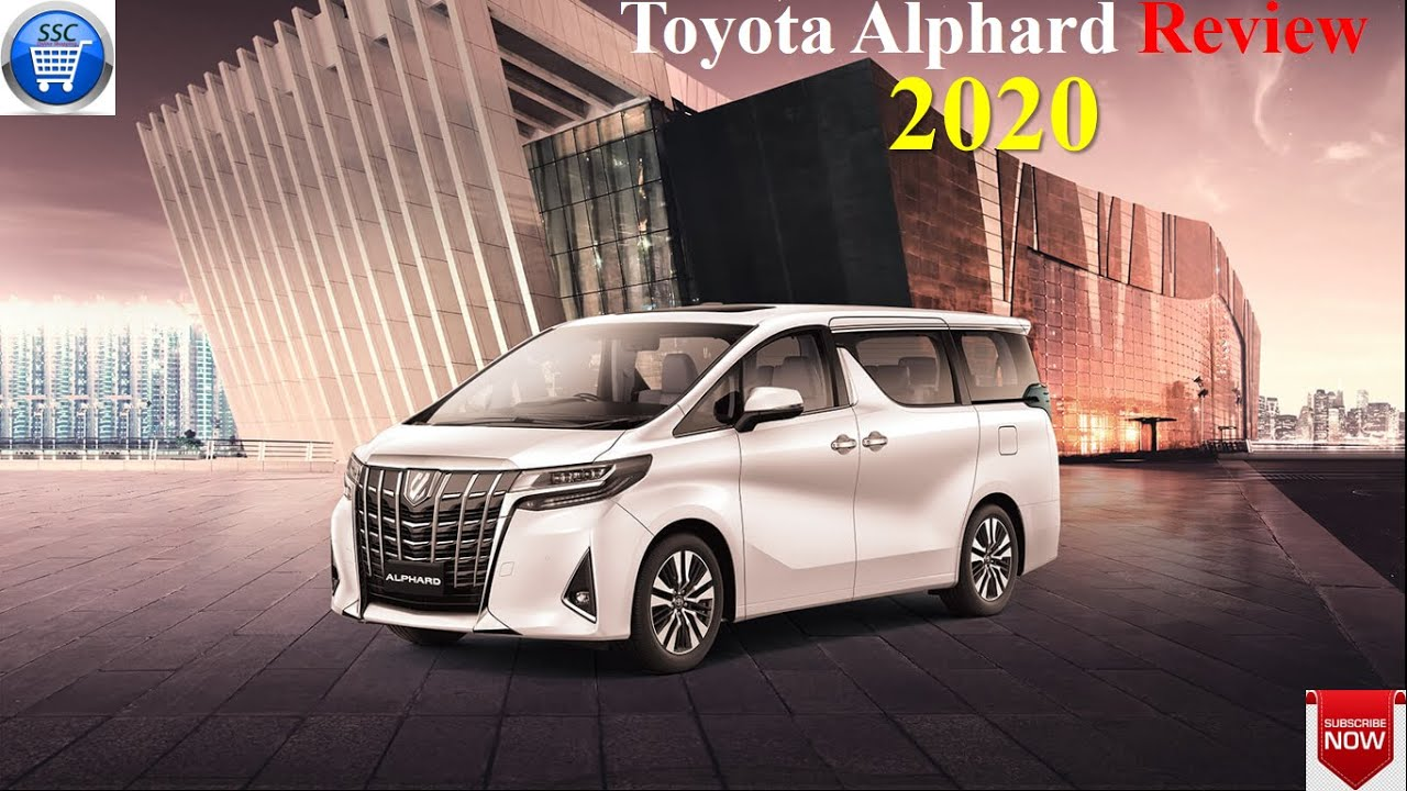 Toyota Alphard Review 2020 - YouTube