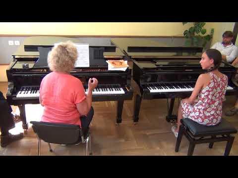 02.08.2017 Beata Prokchorova. II-nd International Summer School, Moscow