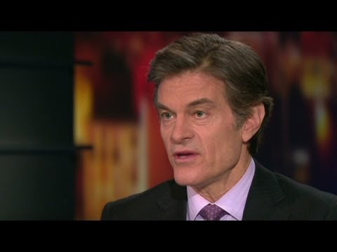 Dr. Oz: We can't keep up with bacteria