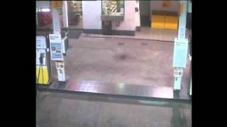 Caught On Cctv : Thieves Blowing Up Drop Safe At A Shell Petrol Station (south Africa)