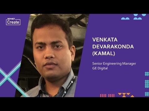 Blockchain in IoT – Kamal Venkata Devarakonda (DevNet Create 2017)