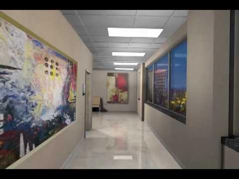 3D Conference Room Walkthrough