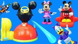 米奇妙妙屋的游樂場主題兒童玩具