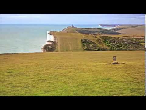 Video: Travel Guide, Tour of Beachy Head chalk cliffs