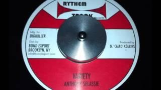 Anthony Selassie - Variety