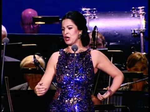 Angela Gheorghiu - Carmen: Habanera - O2 Arena, 29.07.2011 - YouTube