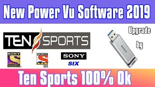 Protocol 4mb New Software 2019 Ten Sports ok on Asiasat 7