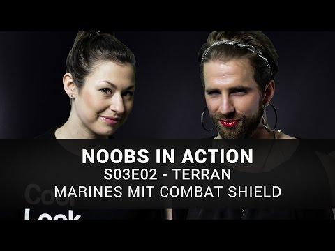 NIA S03E02 - Marines mit Combat Shield (Terran)