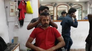 Relaxing complete Barber service - Travel series video 02