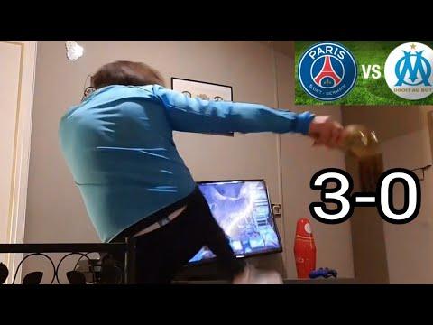 PSG VS OM 3-0 DEBRIEF (ABDENOUR T ES NUL)