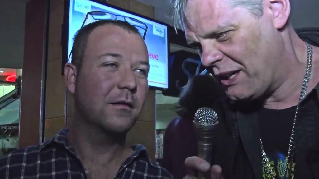 Barney Makes it Lekker to be at Cresta! - YouTube