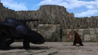 Урок приручения драконов №5