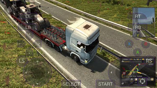 Euro Truck Simulator 2 - PC Games on Android - No PC required