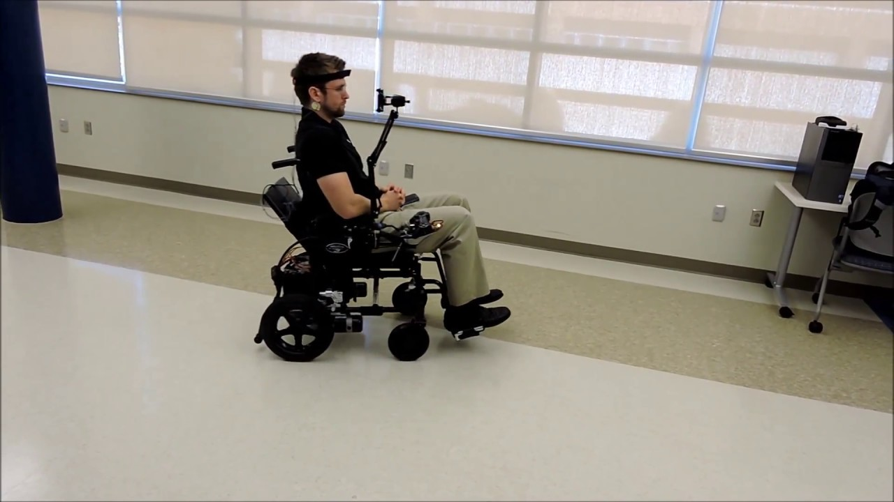 BCI Control of a Motorized Wheelchair for Disabled Individuals
