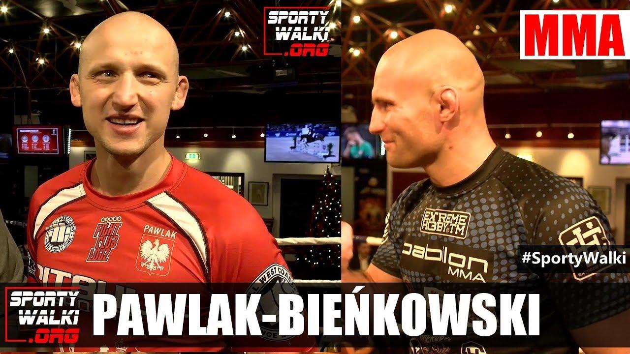 Paweł Pawlak i Łukasz Bieńkowski zdradzają tatktykę na walkę
