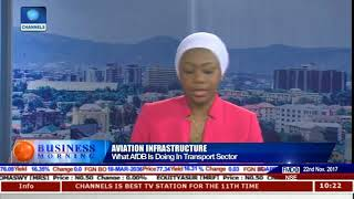 AFDB On Aviation Infrastructure Pt.1 |Business Morning|