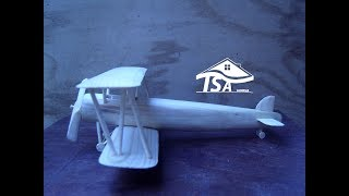 How To Make A Wooden Model Airplane
