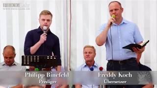 FECG Lahr - P. Binefeld - Bibelfestival 2018