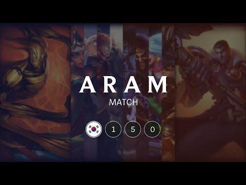 ARAM Match #150 | All Random All Mid