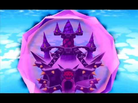 Mario & Luigi Dream Team - Neo Bowser Castle