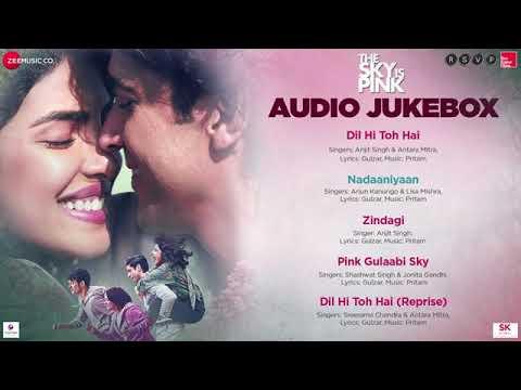 Nadaniyaan song ll The Sky Is Pink ll Arjun Kanungo and Lisa Mishra ll pritam chakraborty Mp3