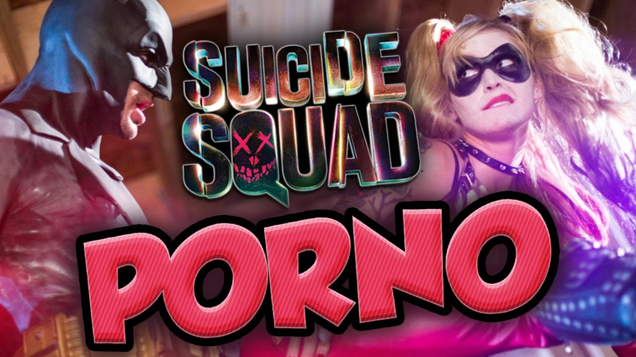 Suicide squad porno