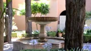 Фонтаны Альгамбры и Хенералифе  Гранада  Испания(, 2016-09-06T19:09:27.000Z)