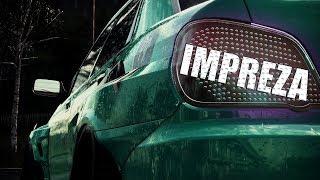 NFS Heat Cinematic 1440P - IMPREZA