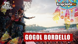 Gogol Bordello - Wonderlust King #polandrock2019