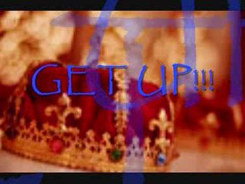 GET UP!!! - BRENT JONES AND T P MOB ~~~~~~~~  music only