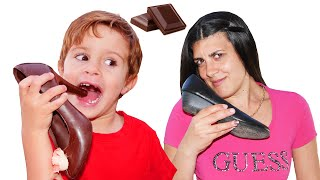 Chocolate Song and More Nursery Rhymes Kids Songs by LETSGOMARTIN