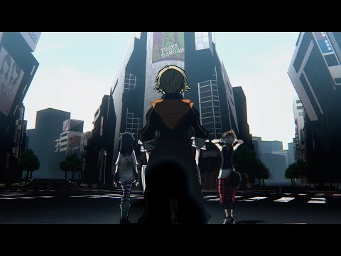 NEO: The World Ends with You | Opening Movie ES