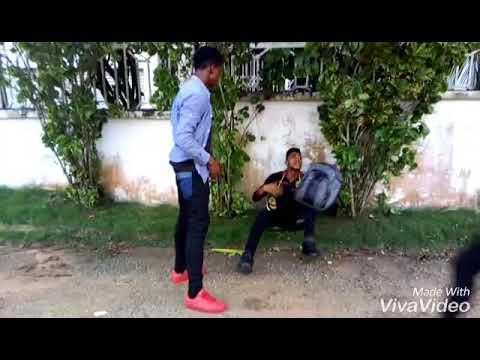 Naija street dance cover of Iyanu(Holy Water)by Iyanya.....