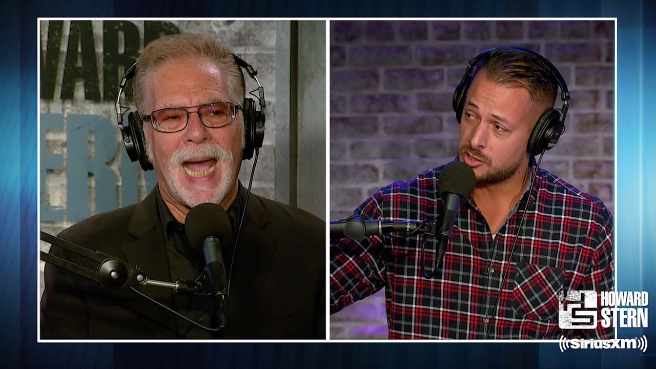 Did Someone on the Stern Show Touch Ronnie the Limo Driver's Bagel?